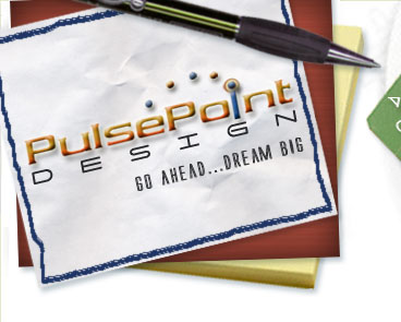 Welcome to PulsePoint Design, your author web design company
